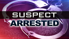 Suspect Arrested News Grapahic