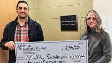 WMH Sim Lab Donation to NCMC