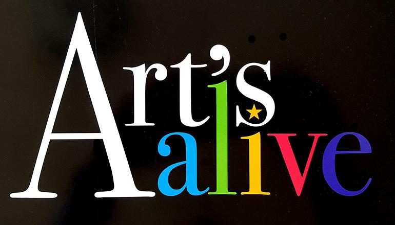 Arts Alive Logo Final Version