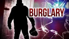 Burglary Graphic
