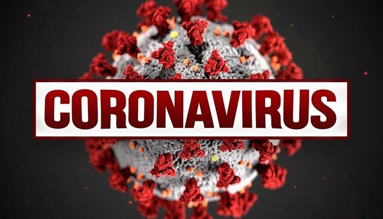 Coronavirus News Graphic