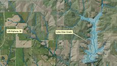 Little Otter Creek Reservoir Project