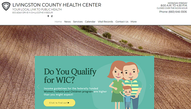 Livingston County Health Center