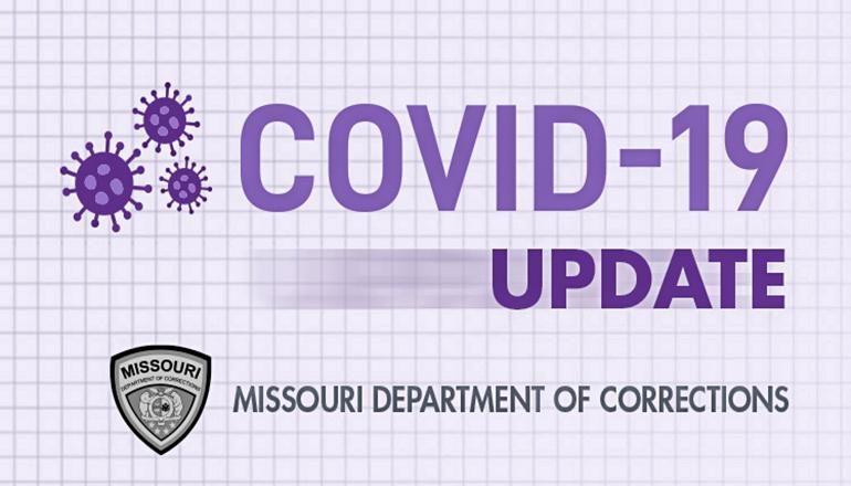 Missouri Department of Corrections COVID-19 or Coronavirus Update (DOC)