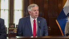Missouri Governor Mike Parson