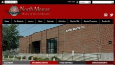 North Mercer School District Website V1