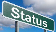 Status Sign