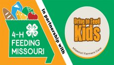 4-H Feeding Missouri Logo
