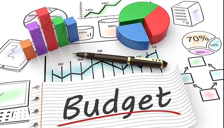 Budget graphic