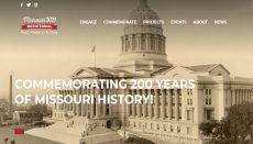 Missouri 2021 Bicentennial Website