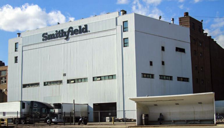 Smithfield Plant in Milan