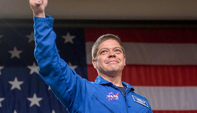 Missouri Astronaut Bob Behnken