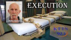 Walter Barton Executed