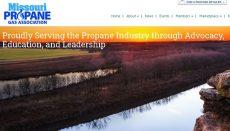 Missouri Propane Gas Association website