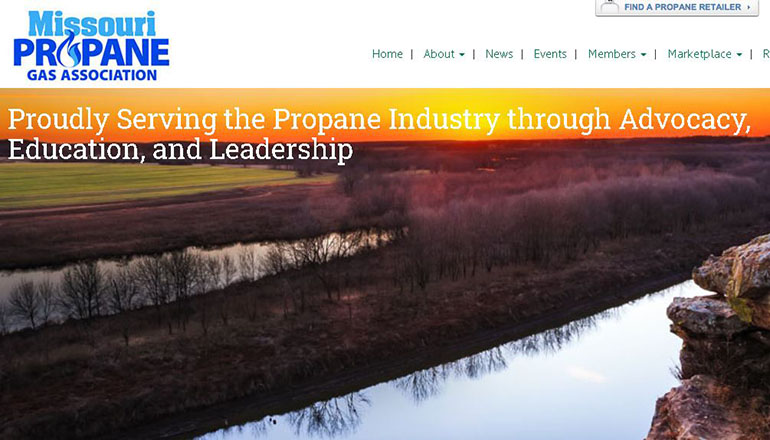 Missouri Propane Gas Association website