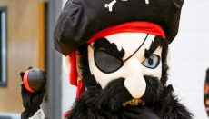 NCMC Mascot Cap-n Patch