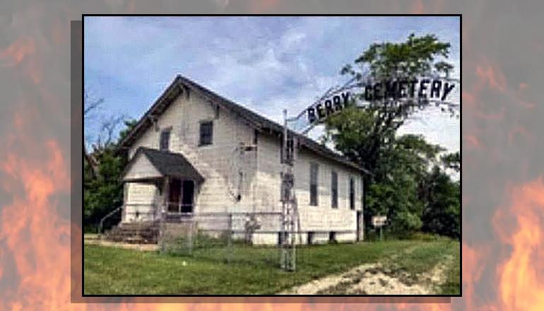 Old Berry Church Galt Missouri FInal