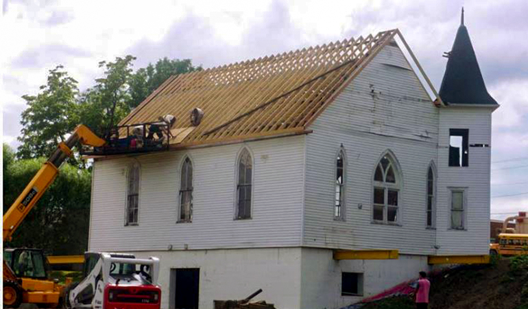 Bethel African Methodist Episcopal Church (Photo Credit: Missouri Life Magazine)