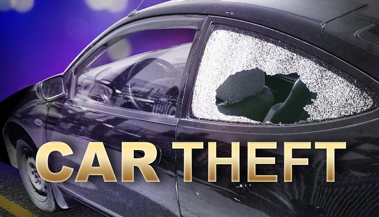 Car Break in or Car Theft or Car Burglary