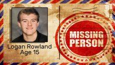 Logan Rowland Missing