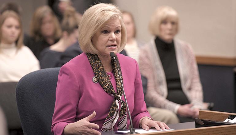 State Rep. Sheila Solon