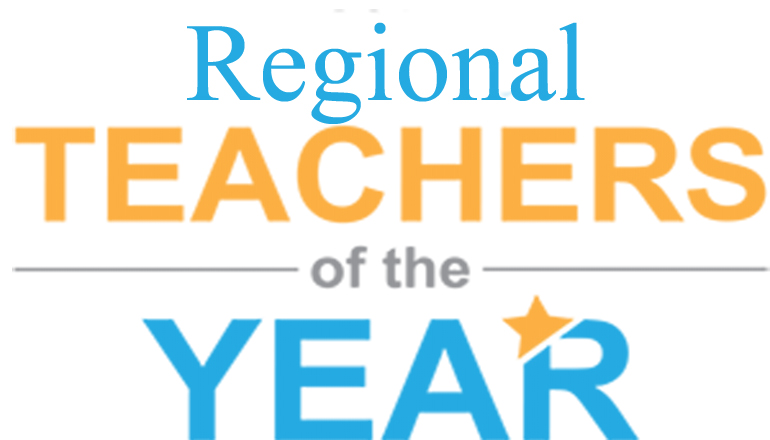 Regional Teachers of the Year