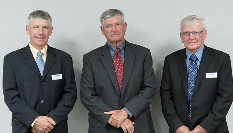 GRM Networks 2020 Re elected BOD Members