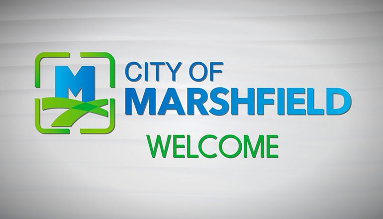 Marshfield Missouri Sign