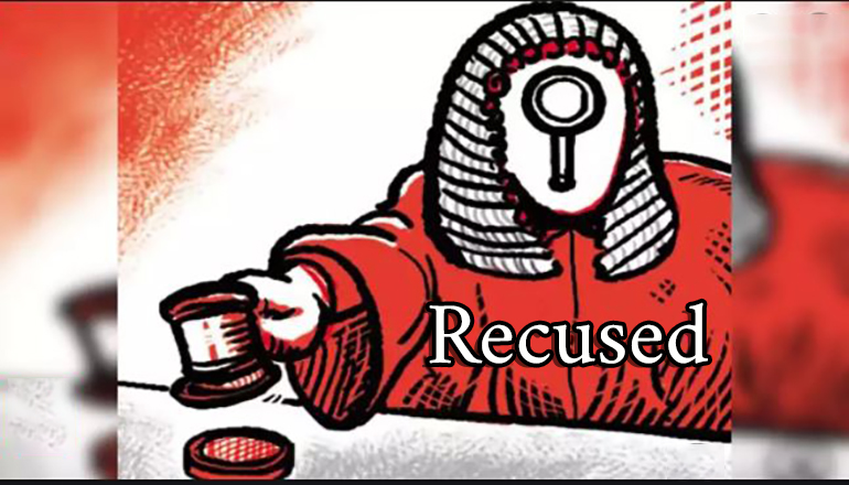 Recused News Graphic