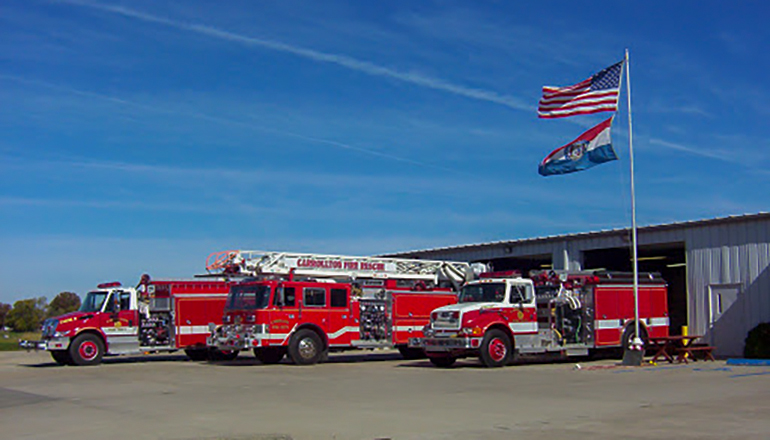 Carrollton Missouri Fire Department