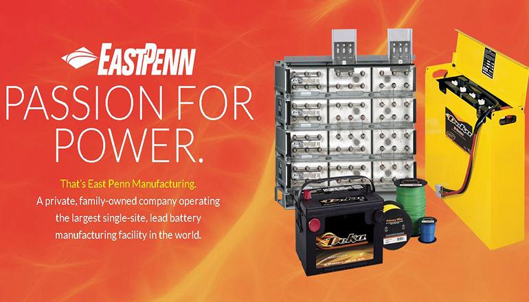 East Penn Manufacturing Website