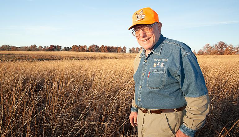 Jeff Churhan Master Conservationist