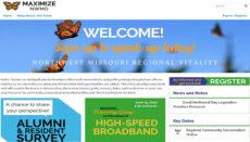 Maximize Northwest Missouri Website