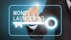Money Laundering News Graphic