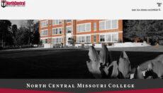 North Central Missouri College Website V2 (NCMC)