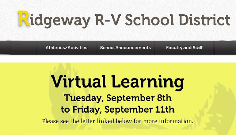 Ridgeway School District Virtual Learning