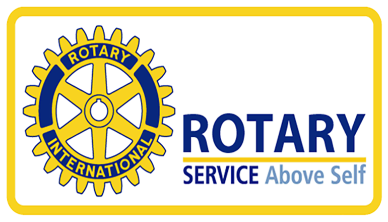 Rotary Service Above Self Graphic
