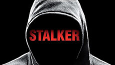Stalker News Graphic or Stalking