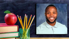 Darrion Cockrell Missouri Teacher of the Year