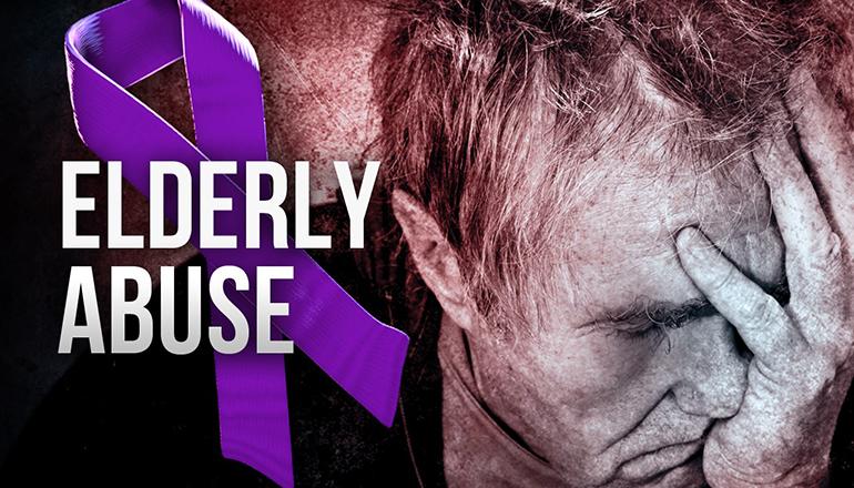 Elderly Abuse News Graphic