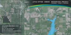Little Otter Creek Reservoir graphic