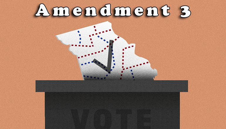 Amendment 3: Missouri with checkmark graphic