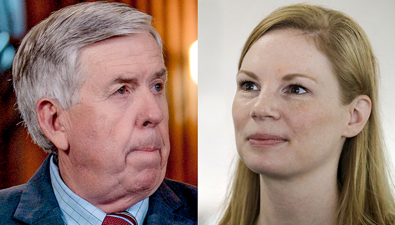 Parson and Galloway focusing on rural Missouri in final days of campaign; both appealing to blue-collar voters