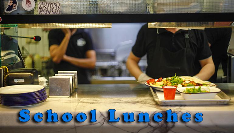 School Lunches by Anton Murygin