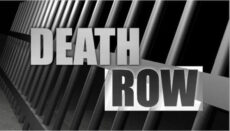 Death Row or Execution News Graphic