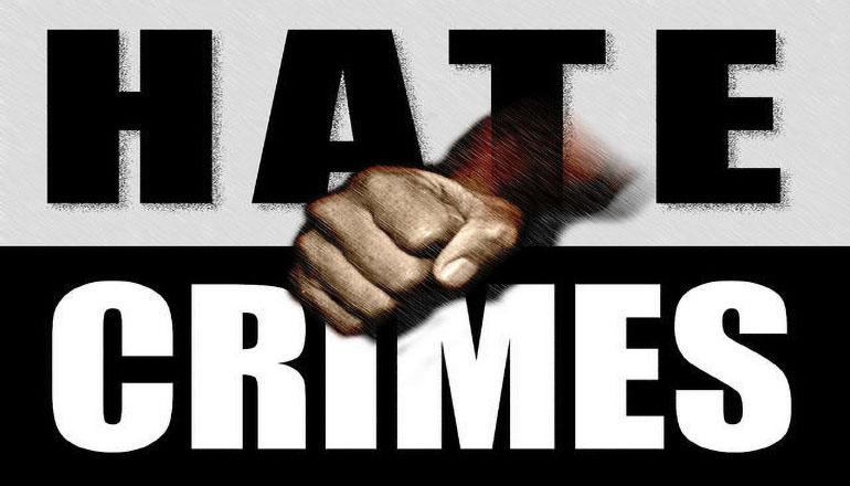Hate Crimes graphic