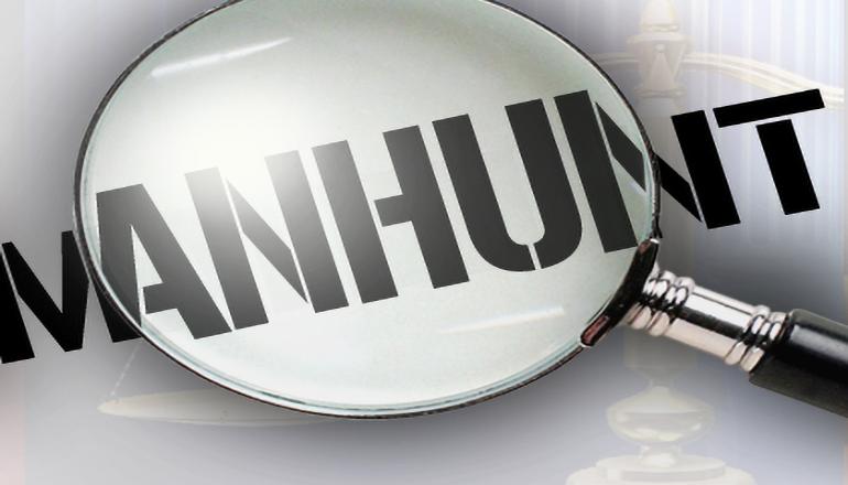 Manhunt graphic