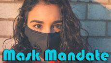 Mask Mandate News Graphic