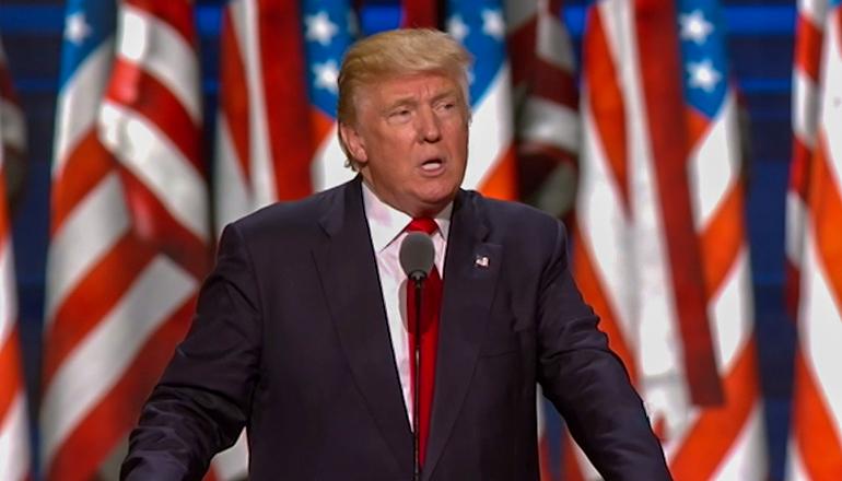 President Donald Trump Courtesy of Wikimedia