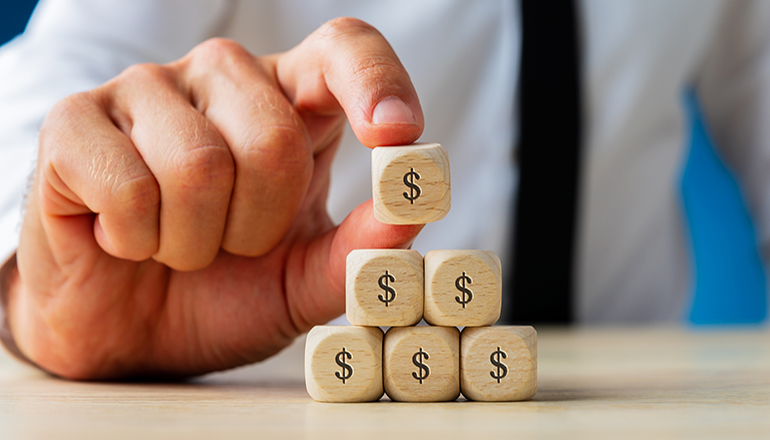 Business finance and economy concept